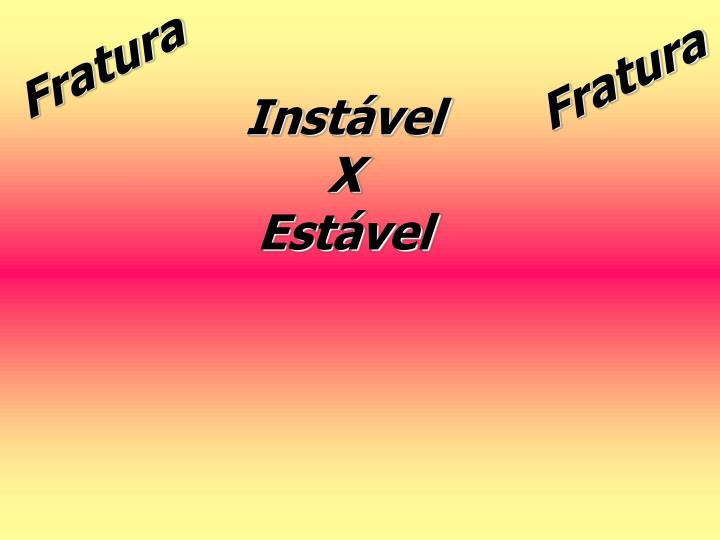 Fratura