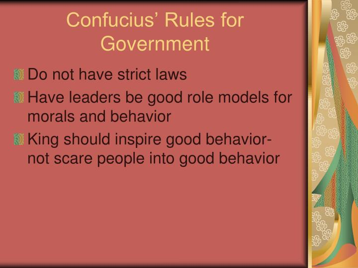 confucianism morality and endeavor especially self cultivation Confucius (or kongzi) was a chinese philosopher who lived in the 6th century bce and whose thoughts, expressed in the philosophy of confucianism, have influenced chinese culture right up to the present day.