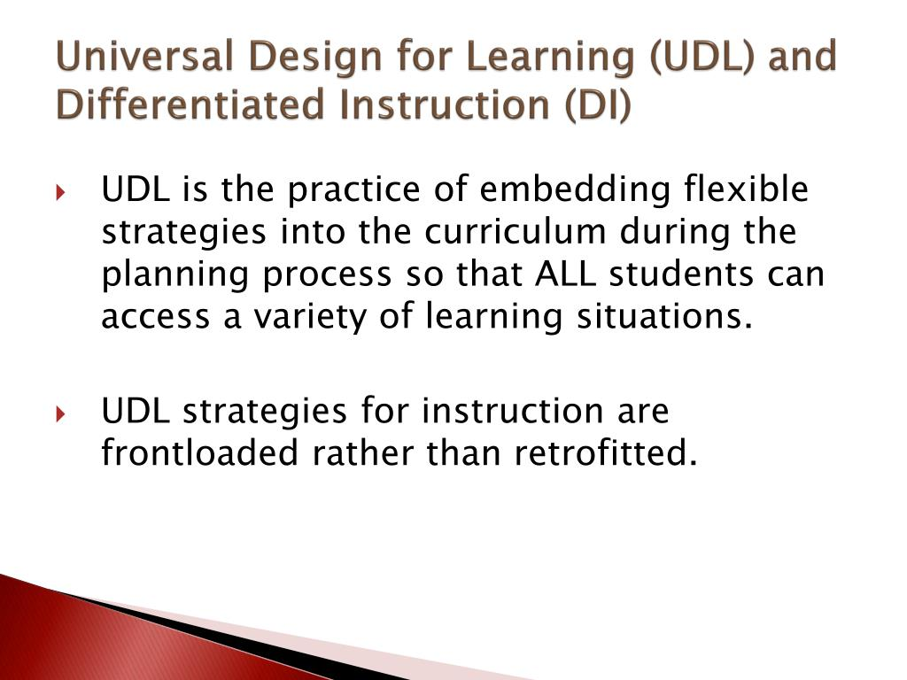 Ppt Differentiated Instruction Overview And Assessment Powerpoint Presentation Id 5718218