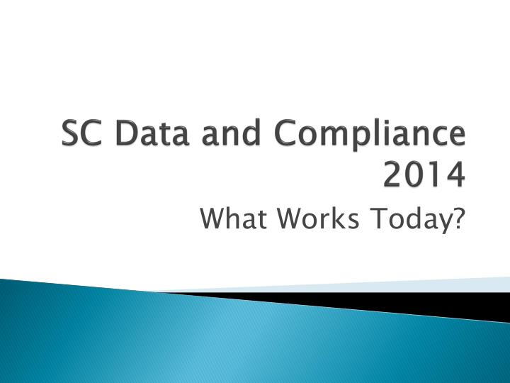 sc data and compliance 2014 n.