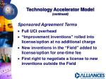 technology accelerator model continued1