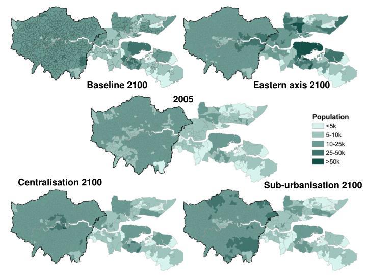 Climate vs. Socio-economic change: Flood risk