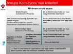 avrupa komisyonu nun kriterleri1