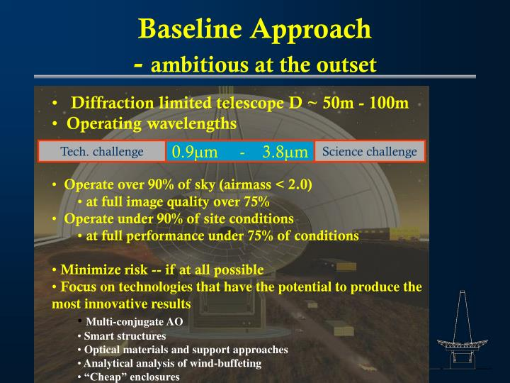 Baseline Approach