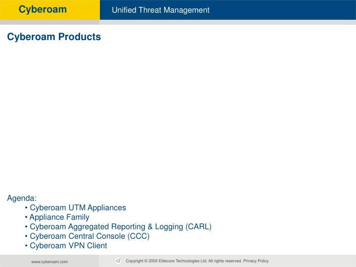 Ppt cyberoam technical training powerpoint presentation id5720352 cyberoam products toneelgroepblik Image collections