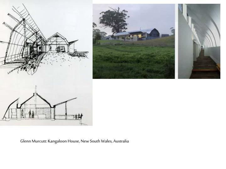Glenn Murcutt: Kangaloon House, New South Wales, Australia