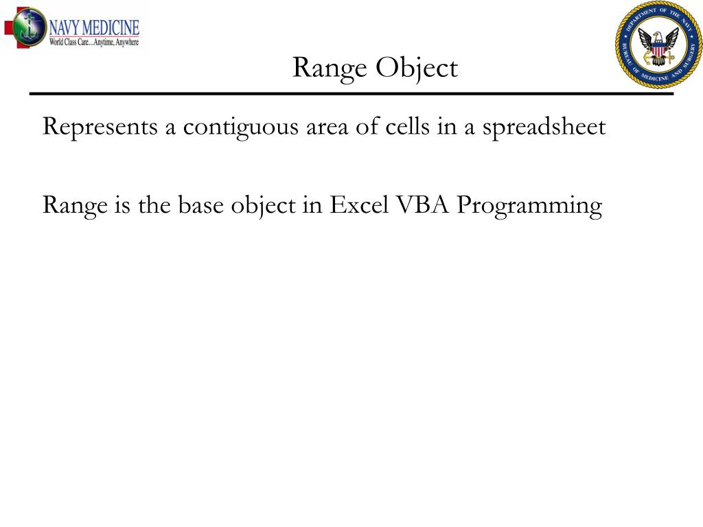 PPT - Introduction to Visual Basic for Applications