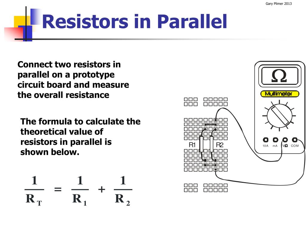 PPT - Electrical Circuits / Electronics PowerPoint