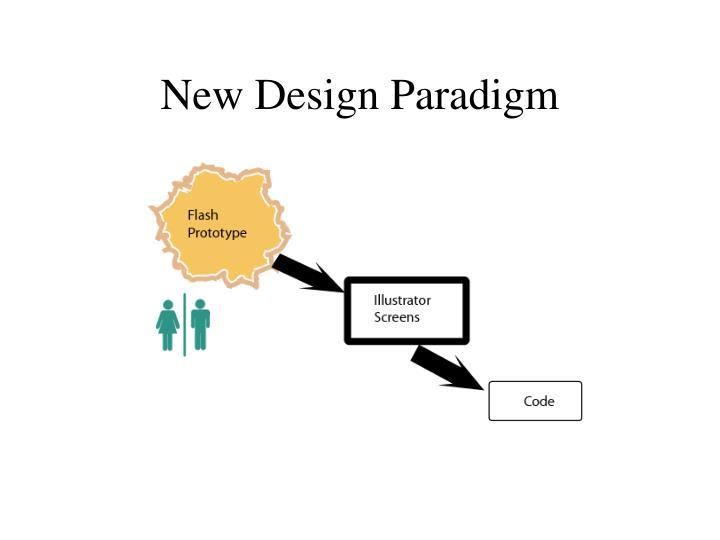 New Design Paradigm