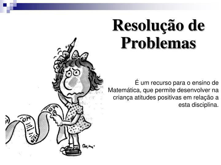 Ppt Resolucao De Problemas Powerpoint Presentation Free Download Id 5721311