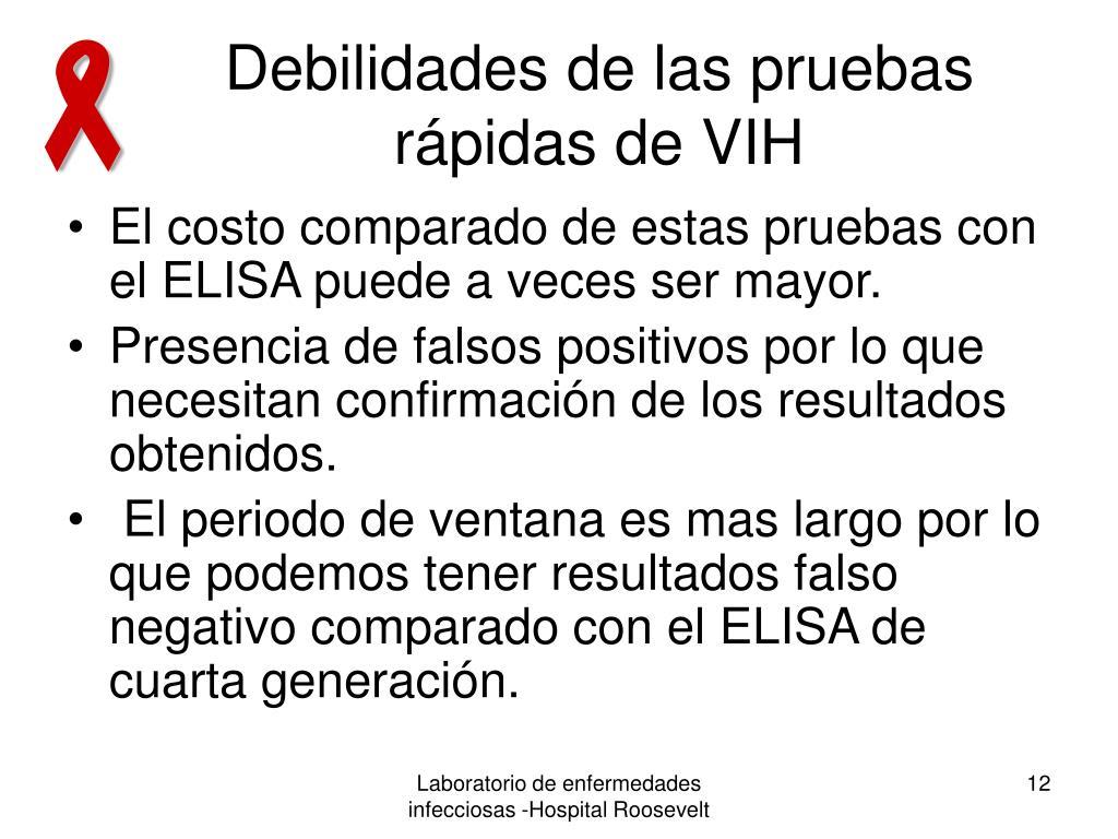 PPT - DIAGÓSTICO DE HIV PowerPoint Presentation - ID:5721373