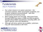 fundamentals key points1