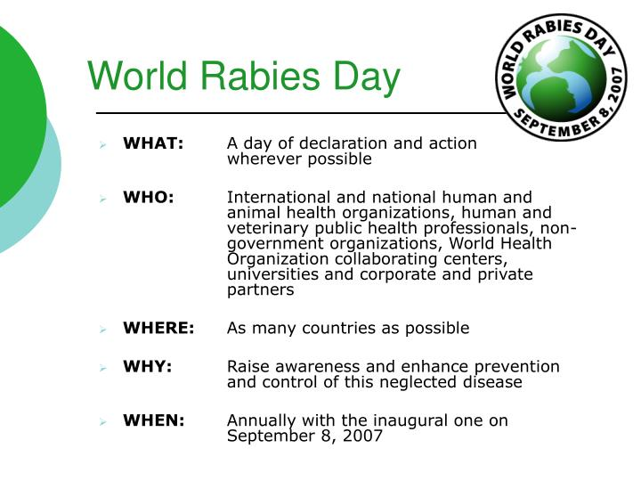World rabies day1