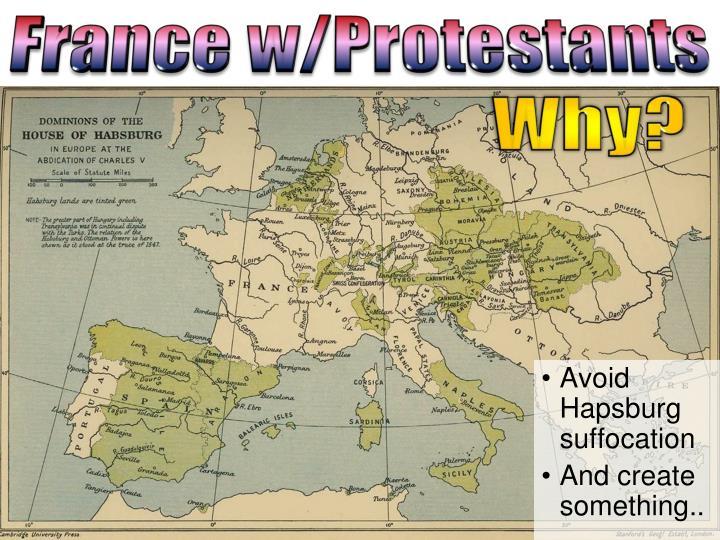 France w/Protestants