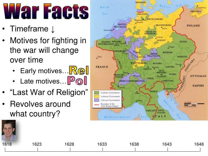 War Facts