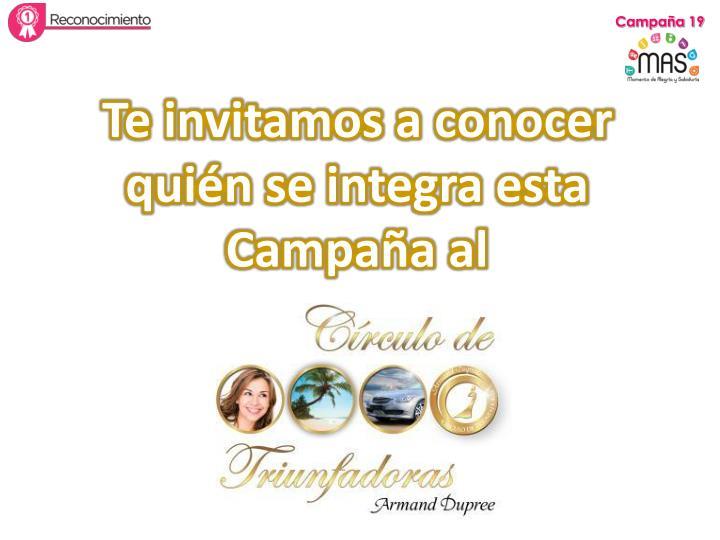 Campaña 19