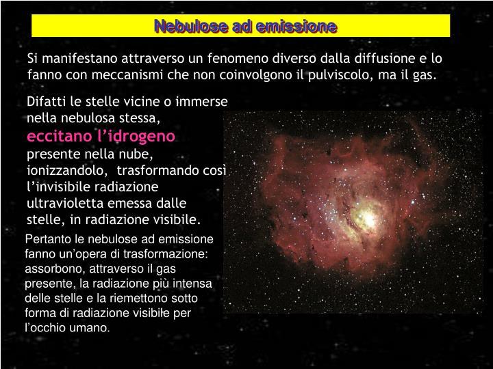 Nebulose ad emissione