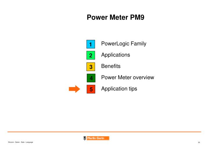 Power Meter PM9