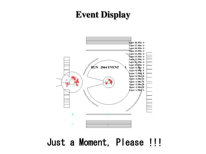 Event Display