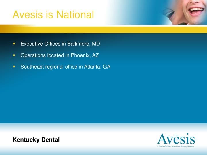 Avesis is National