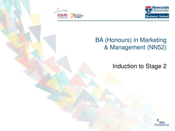 Ba honours in marketing management nn52