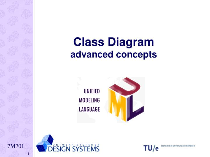 Ppt class diagram advanced concepts powerpoint presentation id class diagramadvanced concepts ccuart Image collections
