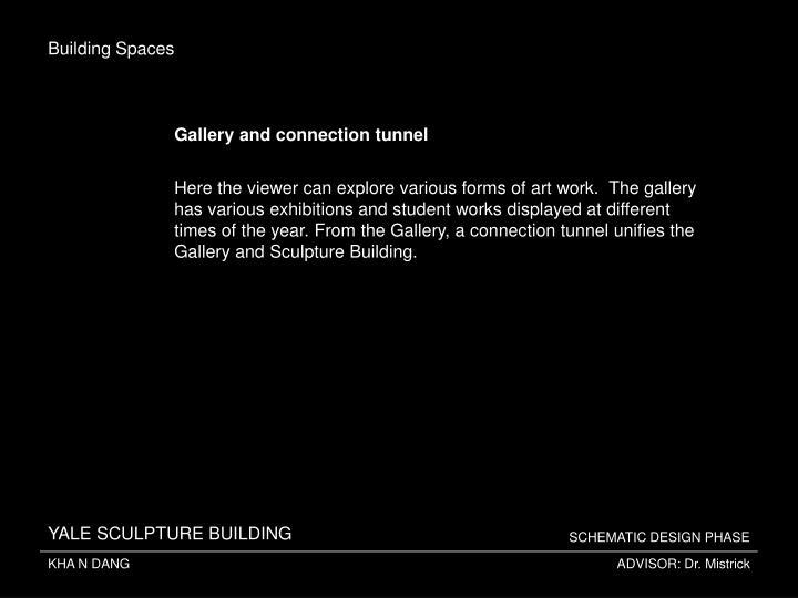 Building Spaces