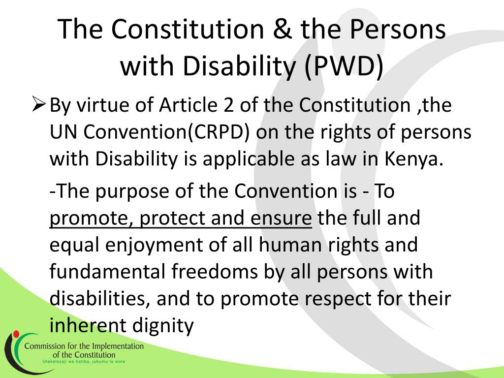 THE GOVERNMENT TO CONSIDER THOSE PEOPLE WITH DISABILITIES DURING THIS PANDEMIC SEASON