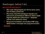 kandungan jadual 3 iv