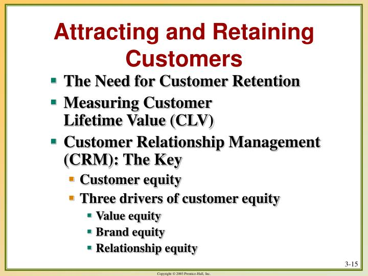 how to build customer satisfaction value and retention Managing customer expectations and providing great customer service are very important nowadays to be able to do that, you should build customer satisfaction into your business processes traditionally, organizations measure customer satisfaction once per year, long after service has been provided .