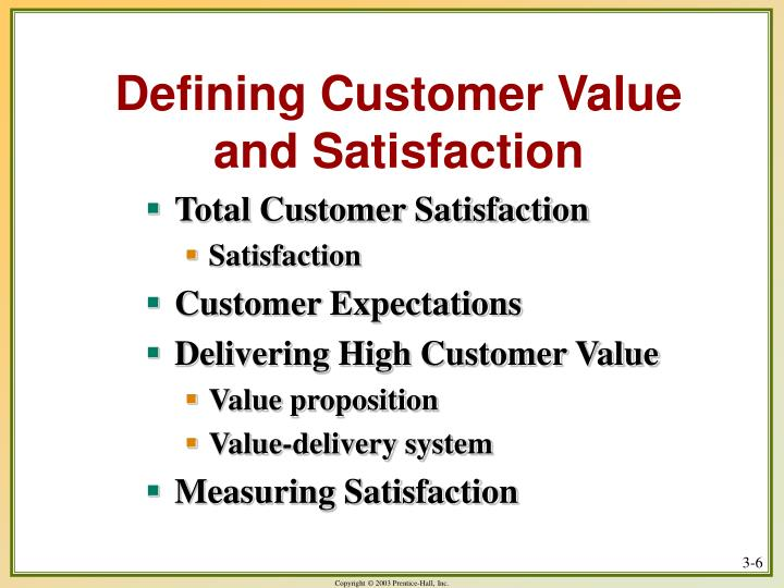 defining customer satisfaction Here's a very simple definition of good customer service: good  the faster your  responses are, the higher customer satisfaction you can get.