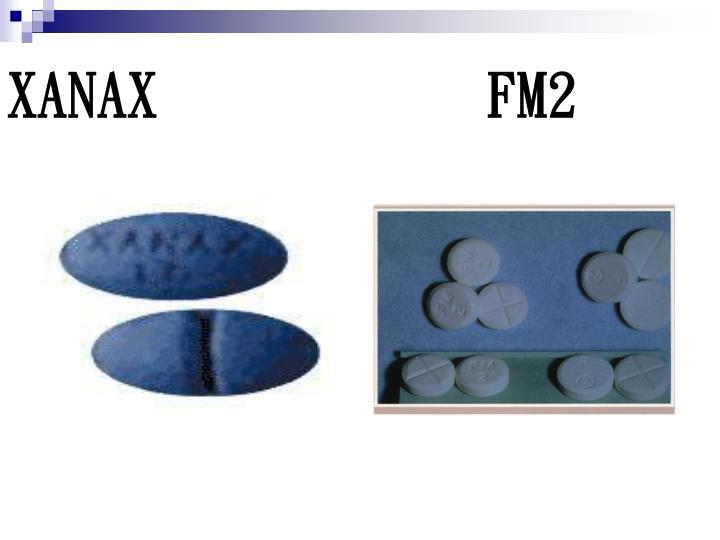 XANAX           FM2