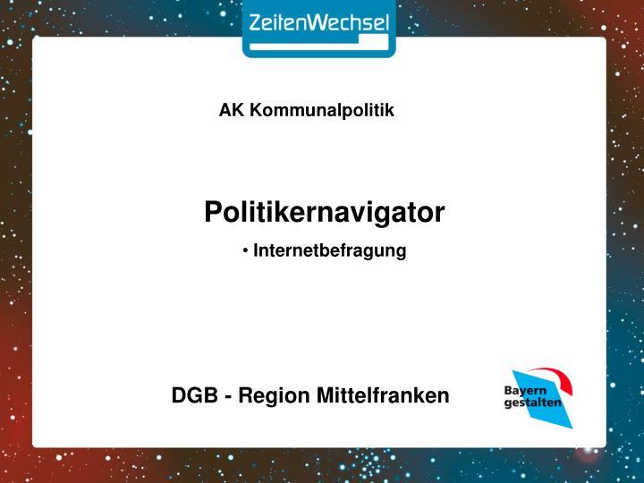 AK Kommunalpolitik