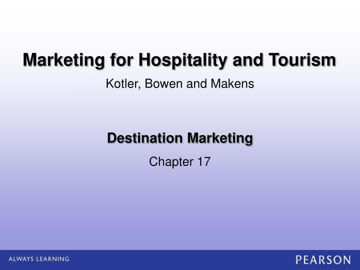 the management of tourism distribution channel Distribution channel management optimizing the customer experience regardless of your business model, this intensive program will teach you how to design, develop, maintain and manage productive go-to-market relationships that optimize the customer experience.