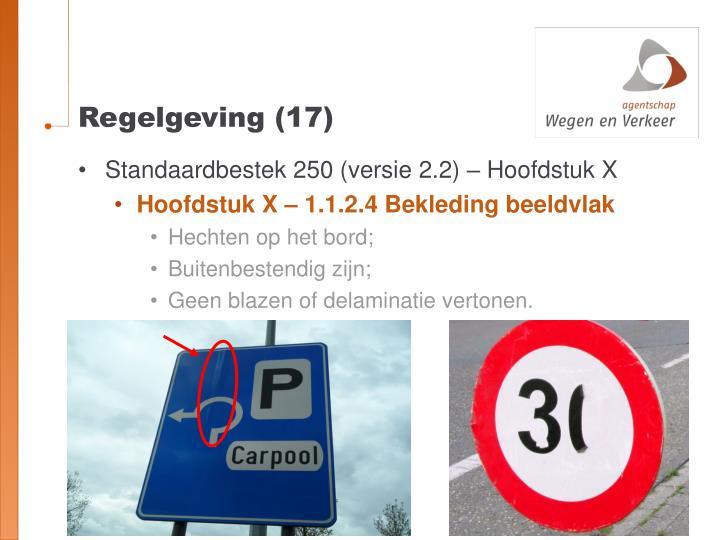 Regelgeving (17)