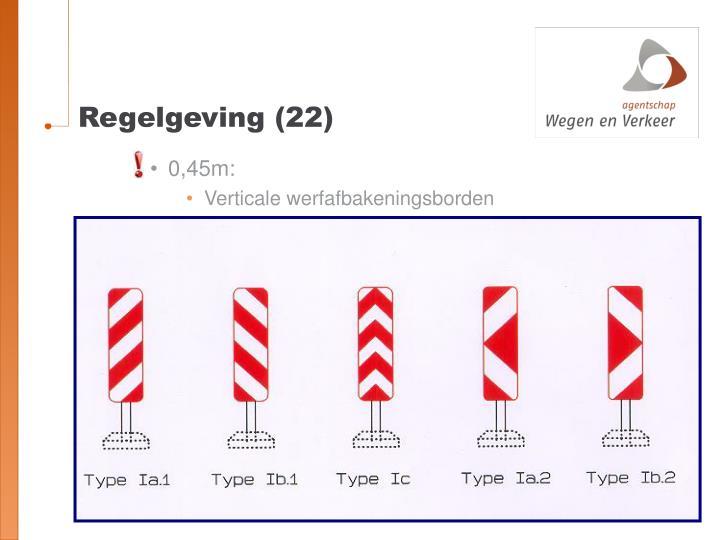Regelgeving (22)