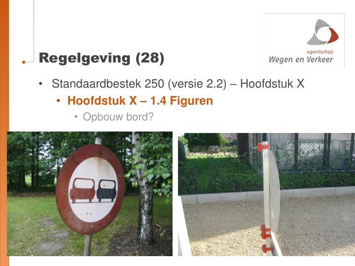 Regelgeving (28)