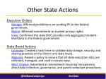 other state actions