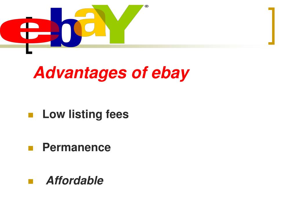 Ppt What Is Ebay Powerpoint Presentation Free Download Id 5733265