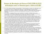 projeto de resolu o do parecer cne ceb 12 12 v articula o entre os sistemas para a oferta de ead