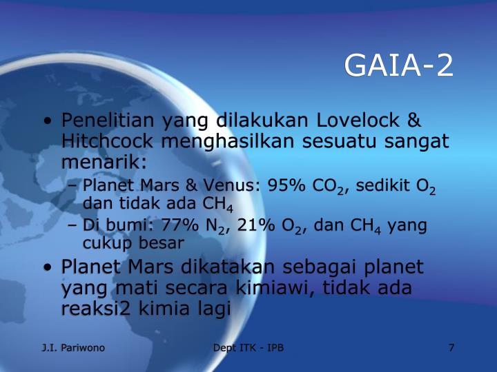 GAIA-2