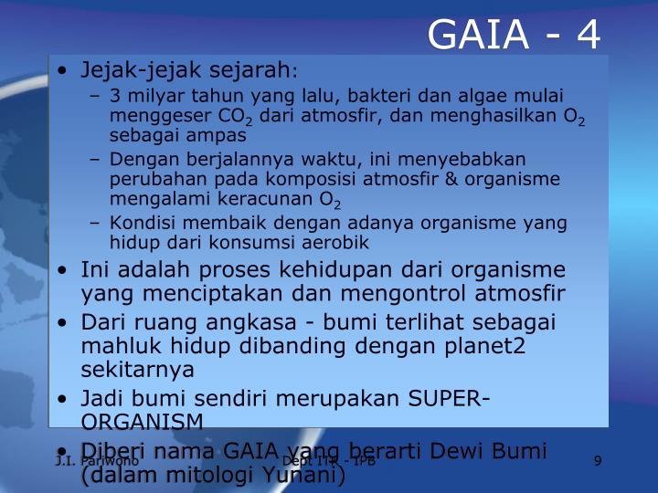 GAIA - 4