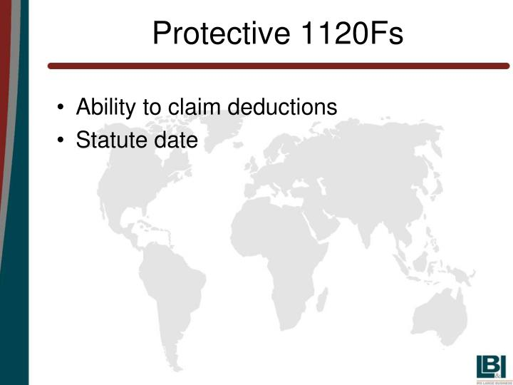 Protective 1120Fs