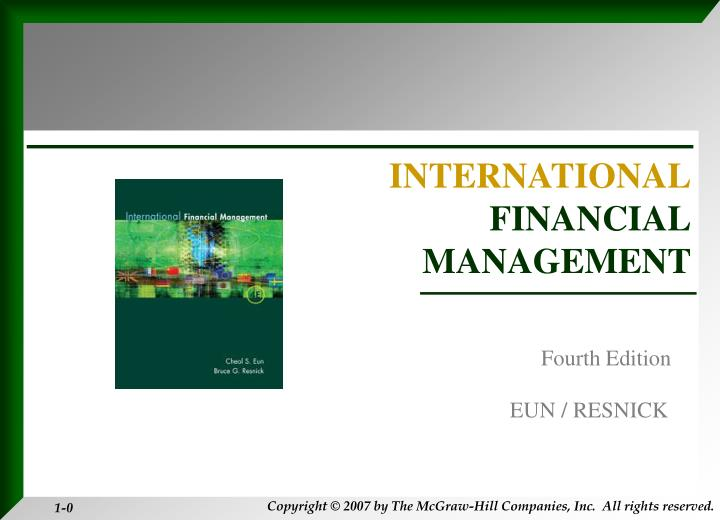 power point managerial finance