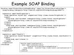 example soap binding