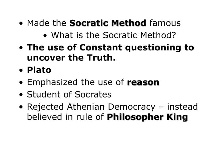 platos rule by philosopher kings essay [in the following essay, cooke comments on plato's view of the role of philosophy in everyday life, stating that for plato, philosophy is not an abstract concept, but one that draws from all.