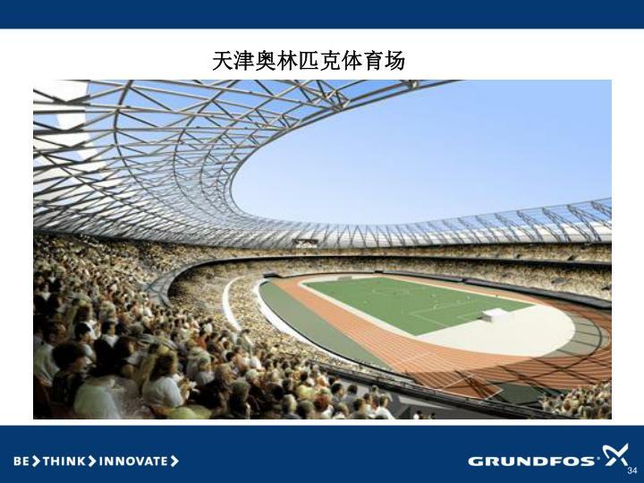 天津奥林匹克体育场