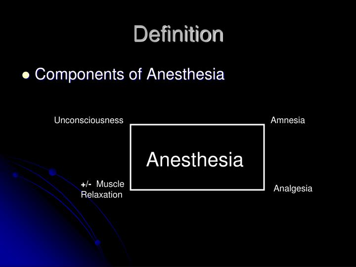 anesthetic awareness Awareness during anesthesia doctor nasrullah khan mbbs fcps consultant anesthetist introduction anesthesia general anesthesia is defined as the.
