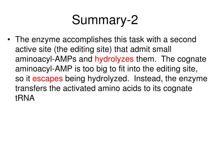 Summary-2