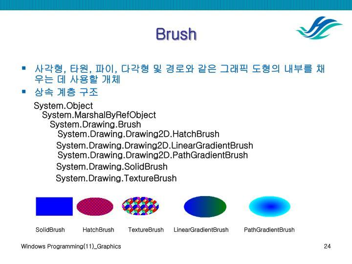 SolidBrush